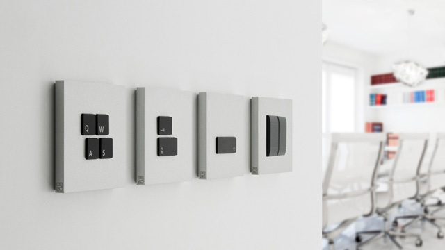 These Lovely Light Switches Look Like Your Laptop Keyboard