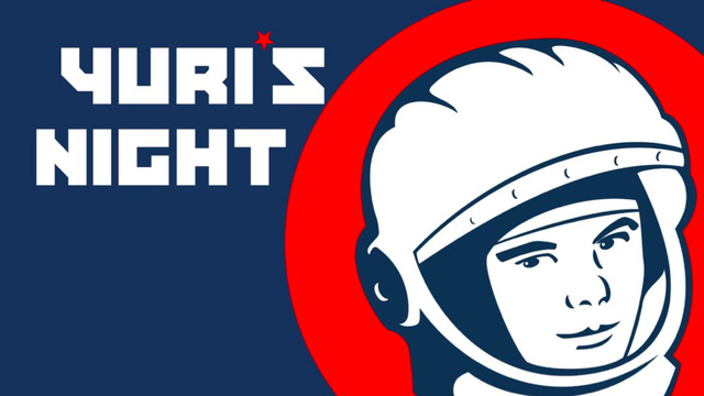Find out where you can celebrate Yuri's Night!