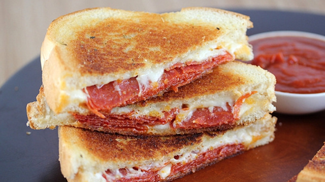 Take the Afternoon Off: It's National Grilled Cheese Sandwich Day