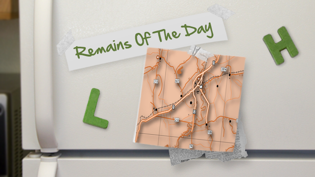 "Remains of the Day: The ""Roadmap"" That Leaked Microsoft's Upcoming Products"