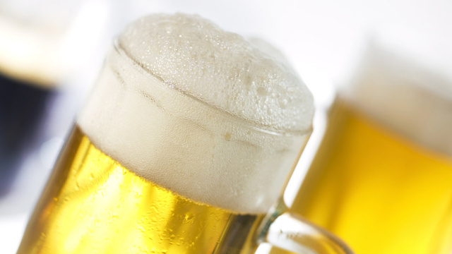 Study: Drinking Two Beers Makes You Clever