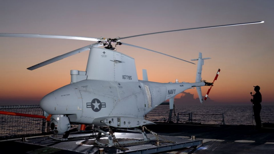 "Click here to read Drone Helicopter Gets Deadlier with ""Precision Kill"" Weapons Upgrade"