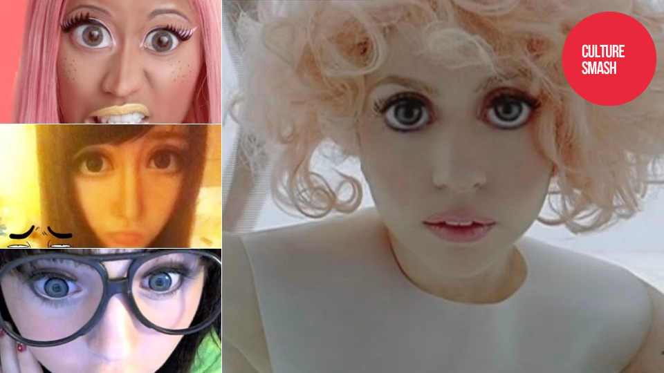 Click here to read Lady Gaga, Niki Minaj, and the Rise of the Googly Eyes