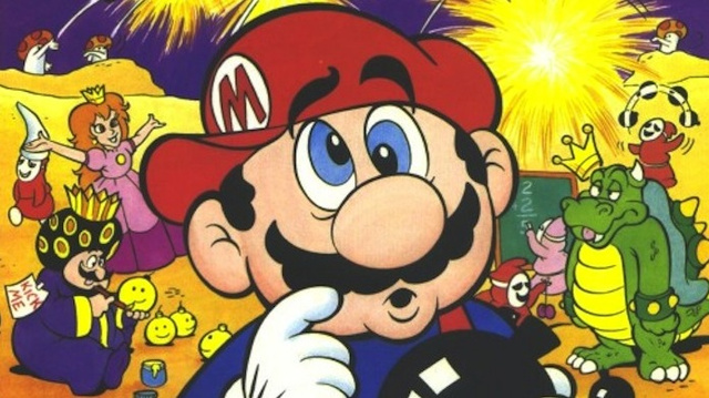 How Drawing Comics Helped Shigeru Miyamoto Make Great Mario Games
