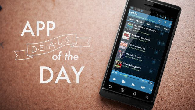 Click here to read Daily App Deals: Get DoggCatcher Podcast Player for Android for $1.99 in Today's App Deals