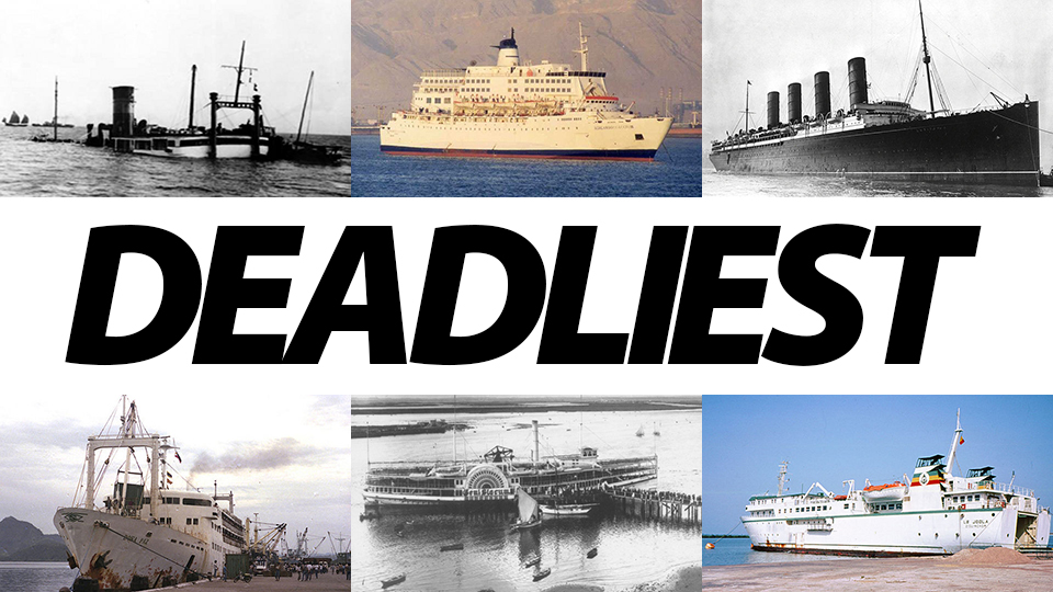 Click here to read The 13 Deadliest Shipwrecks Ever