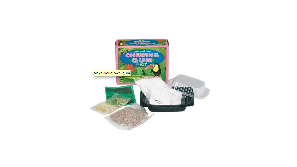 Click here to read Make Your Own Chewing Gum, Even Though You're Not a Kid Anymore