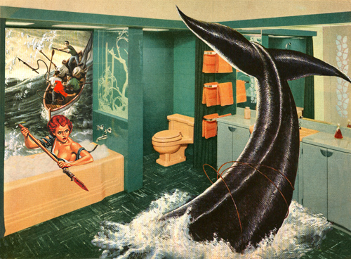 Concept Art Writing Prompt: Hunting the Transdimensional Whale