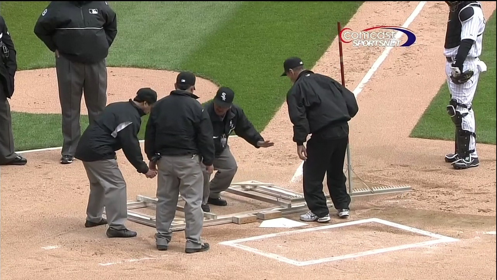 This Resizing Of The Batter's Box Sponsored By <em>The Three Stooges</em>