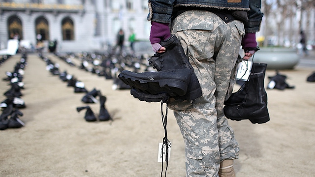 Military May Be Gaslighting Sexual Assault Victims