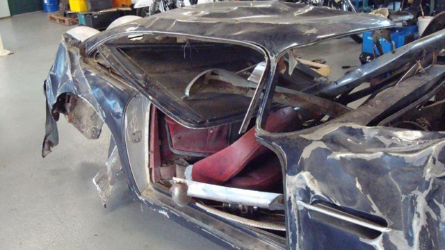 Destroyed Aston Martin Proves Project Car Hell Doesn't Always Come Cheap