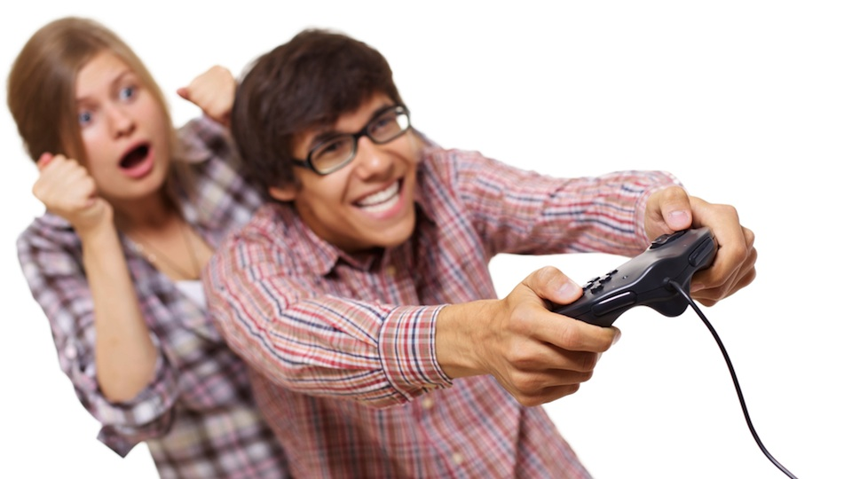 Click here to read Fake Gamer of the Week: Enthusiastic Guy With Incredibly Supportive Girlfriend