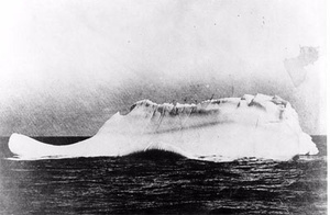 Whatever happened to the iceberg that sank the Titanic?