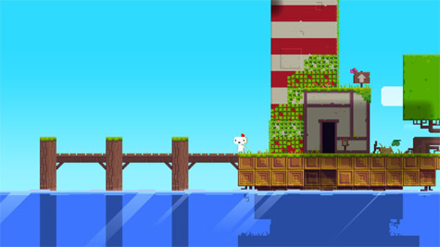 Fez Developer Tells WiiWare To Fuck Off