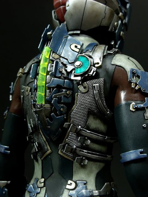 Dead Space's Isaac Clarke Comes to Life as This Amazing Custom Action Figure