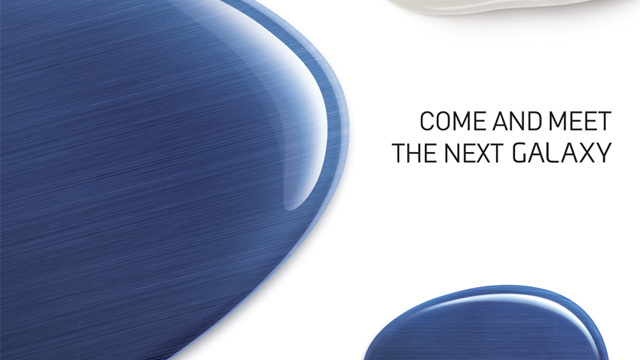 Samsung To Unveil Galaxy S III on May 3rd
