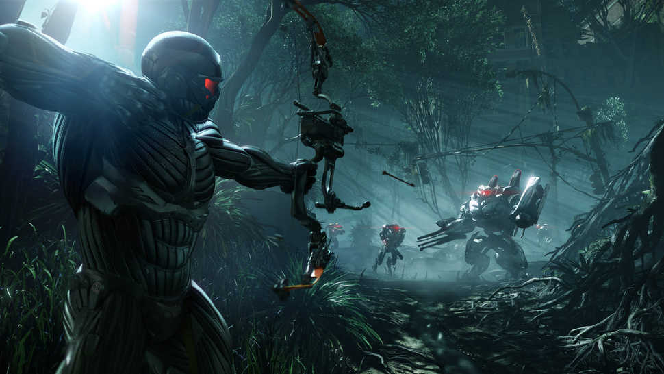 <em>Crysis 3</em> Transforms New York City in 2013