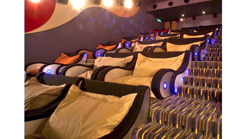 The Movie Theatres In My Neighbourhood Offer Sticky Floors Overpowering Smell Of Stale Popcorn And Overpriced Snacks