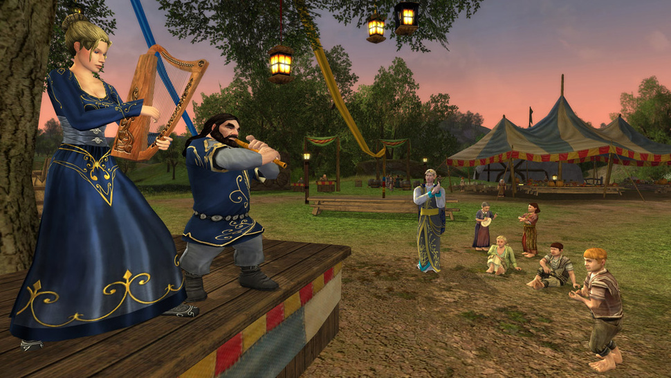 Celebrate Five Years of <em>Lord of the Rings Online</em> with Free Stuff