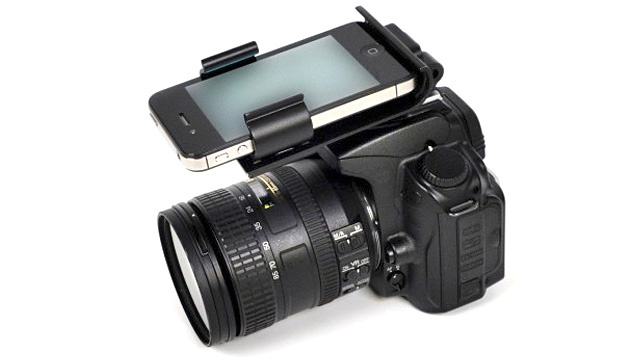 iPhone DSLR Mount: So Much Missed Potential