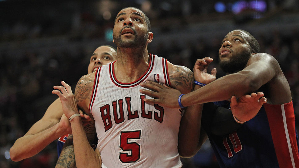 Carlos Boozer Says Bulls Are Better Than Last Year (No Thanks To Carlos Boozer)