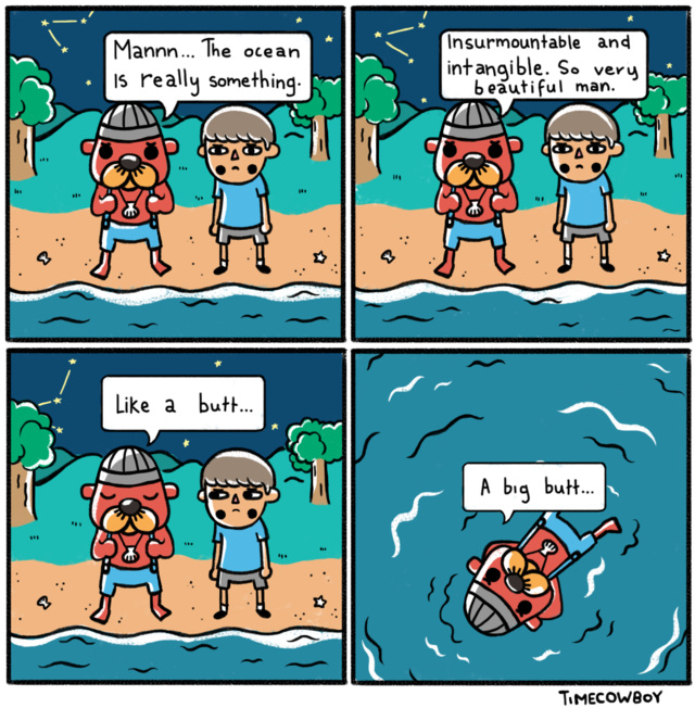 The Joy and Sadness of Nintendo's Life-Destroyer, Captured in Comic Form
