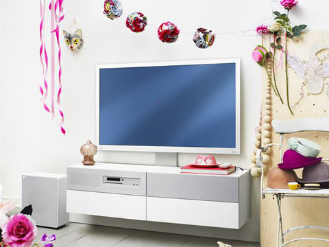 IKEA Launches Its Own Clutter-Free TV