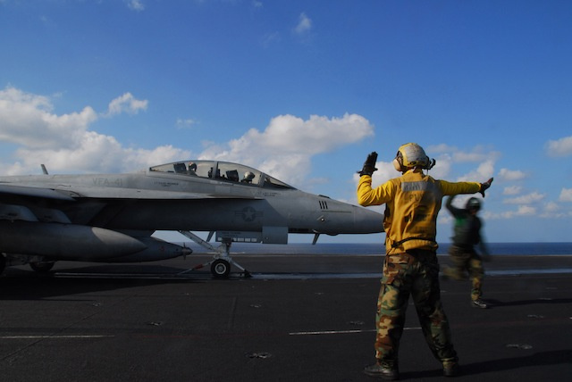 Navy Looks for New Jet, on Top of Its Trillion-Dollar Model