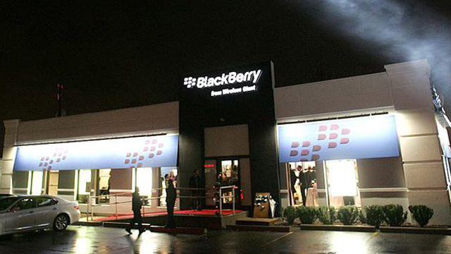 > The Only US BlackBerry Store Might Be the Saddest Place on Earth - Photo posted in BX Tech | Sign in and leave a comment below!