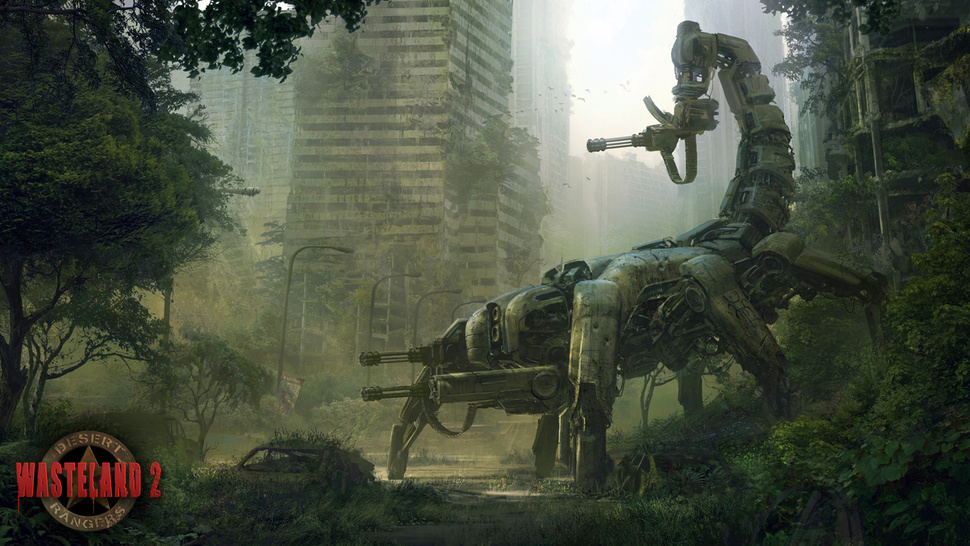 <em>Wasteland 2</em> Has Now Made $3 Million From People Like You