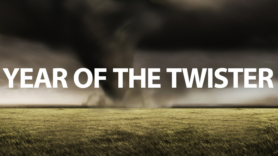 Why Are There So Many Tornadoes This Year?