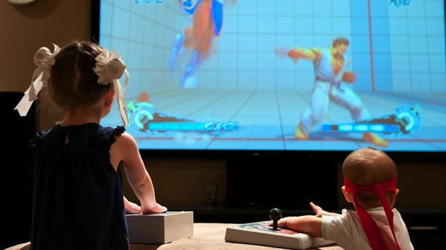 The Cutest Street Fighter Tournament Ever