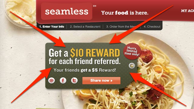 Click here to read How to Scam Online Food Websites and Eat for Free (or Cheap!)
