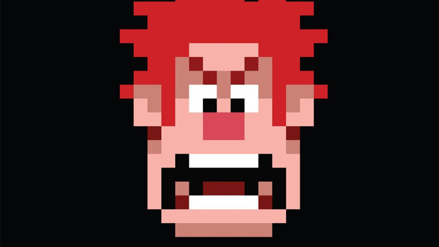 8-Bit Inspired Disney Toon Wreck-It Ralph Features Villains from Real Video Games