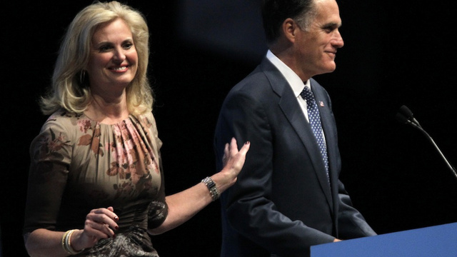 Ann Romney: Dog That Shat Himself Out of Fear Actually Loved Riding on Car Roofs