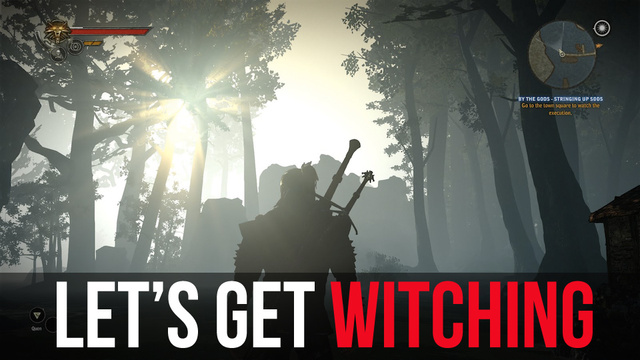 Before You Start... Tips For Playing The Witcher 2 The Best Way
