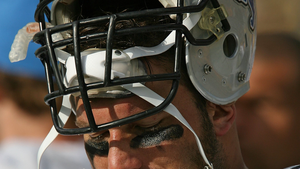 "Concussions, Memory Loss, Early Death: One NFL Player Says ""It's Totally Worth It."""