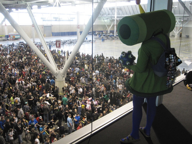 The Katamari Prince Has A Solution for Long PAX Lines