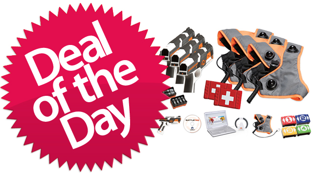 Click here to read This Laser Tag Bundle Is Your Pew!-Pew!-Pew! Deal of the Day