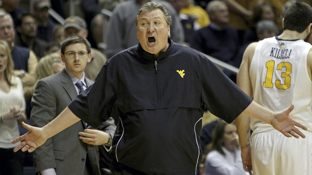 Was Bob Huggins Drunk At A Coaching Clinic The Other Day?