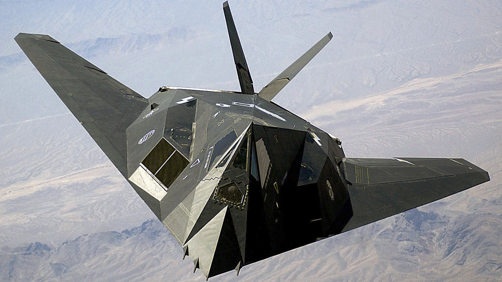 Click here to read How Lockheed's Skunk Works Got into the Stealth Fighter Business