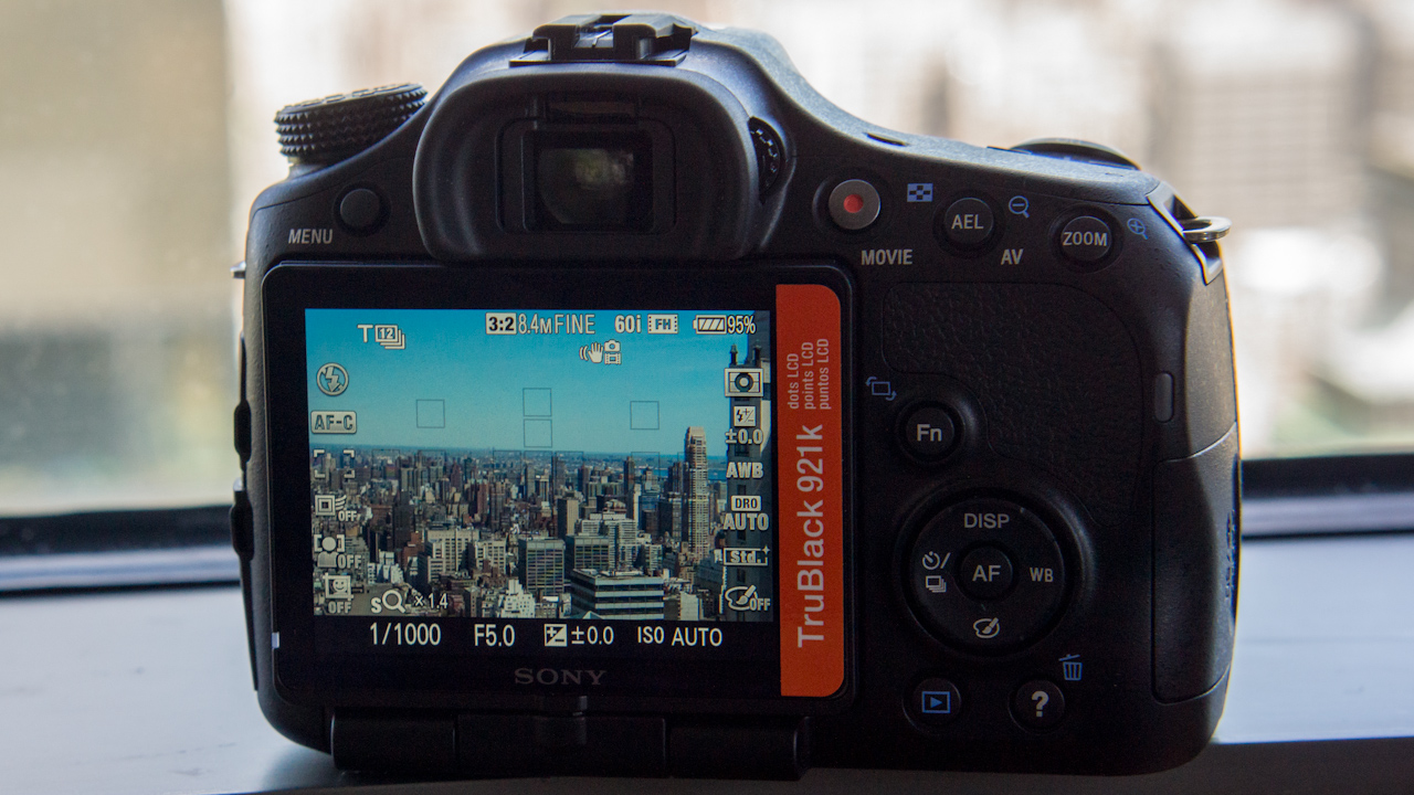 Sony Alpha Slt A57 Hands On Dslr Performance Without A