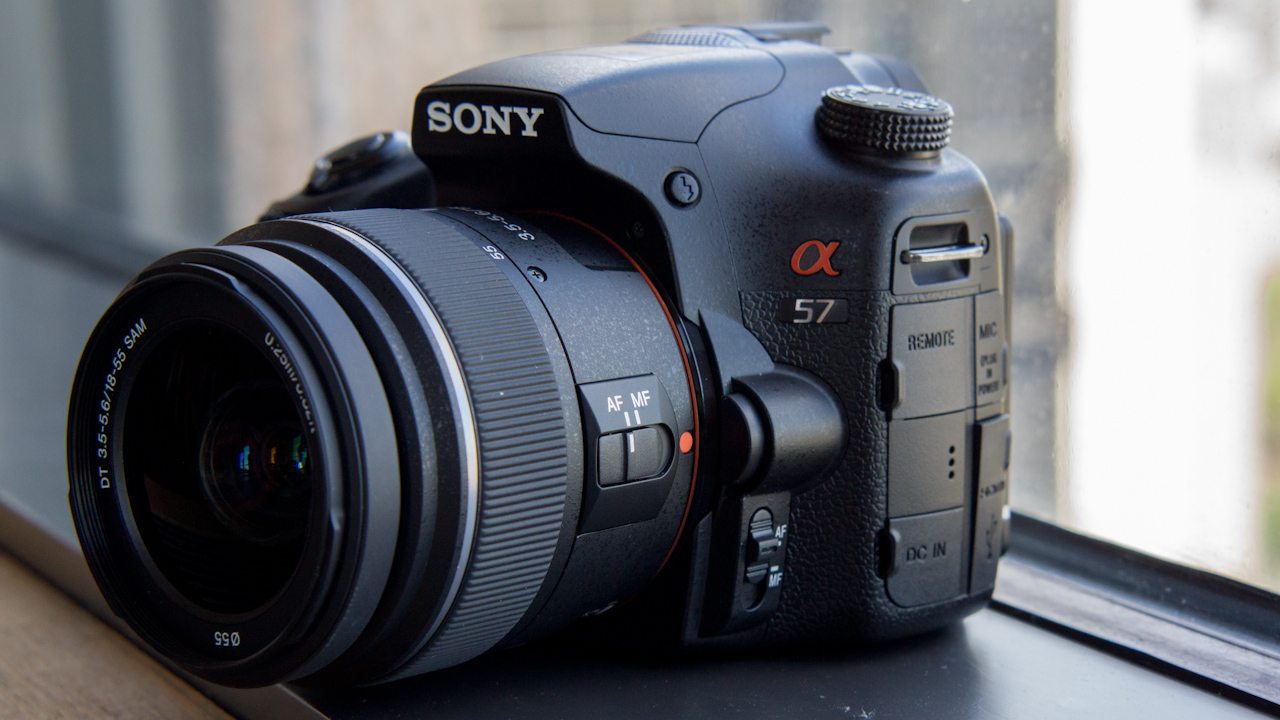Click here to read Sony Alpha SLT A57 Hands-On: DSLR Performance Without a DSLR Price