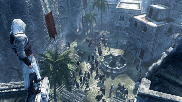 Man Sues Ubisoft, Claims he Came up With Assassin's Creed First