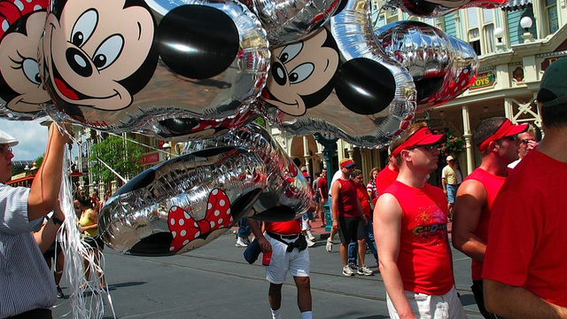 Florida Conservatives Are Trying to Suck All the Gay Fun Out of Disney World