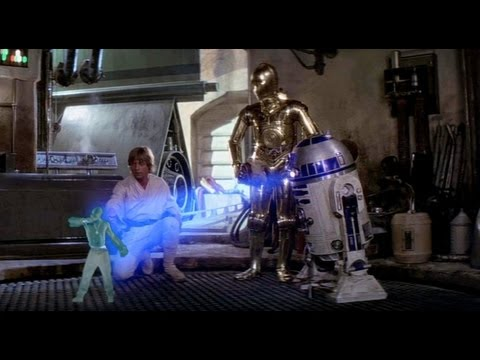 Click here to read R2-D2 Has a Very Important Message from Hologram Tupac