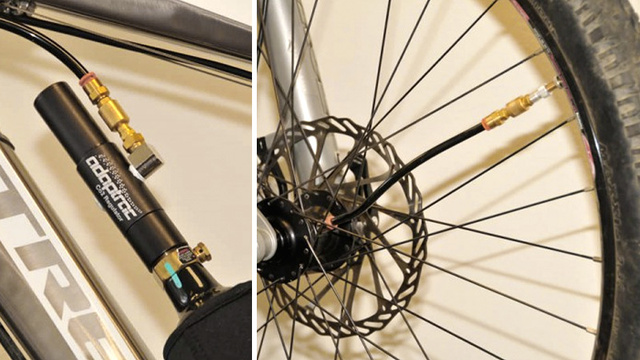 Auto-Inflating Tires: You'll Never Need a Bike Pump Again