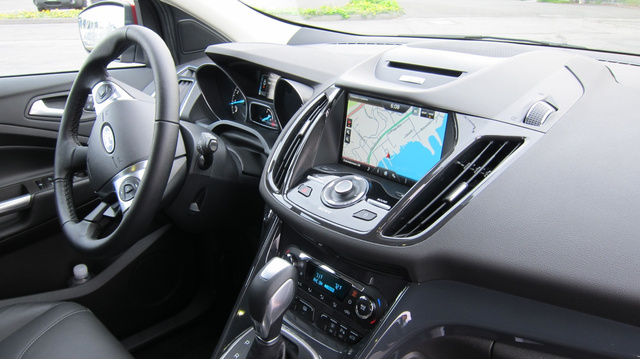 2013 Ford Escape: Interior Photos