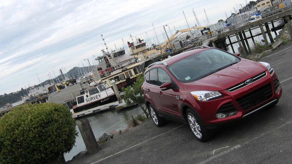 2013 Ford Escape: Exterior Photos