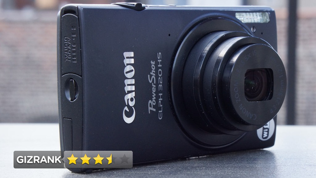 The Best Inexpensive Point-and-Shoot Camera with Wi-Fi